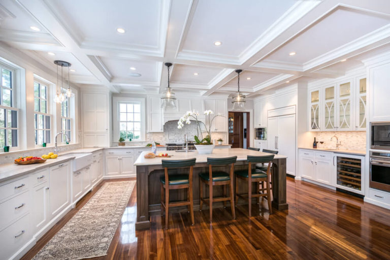 Norwell MA – Traditional Meets Modern